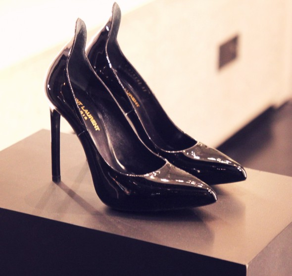 ysl yves saint laurent shoes chaussures 2013_effected
