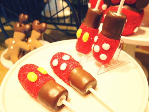 candies pastries disneyland anaheim california chocolate_effected