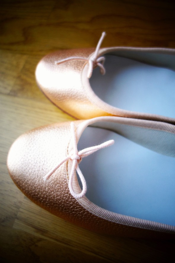 _chaussures repetto rich or oro gold_effected