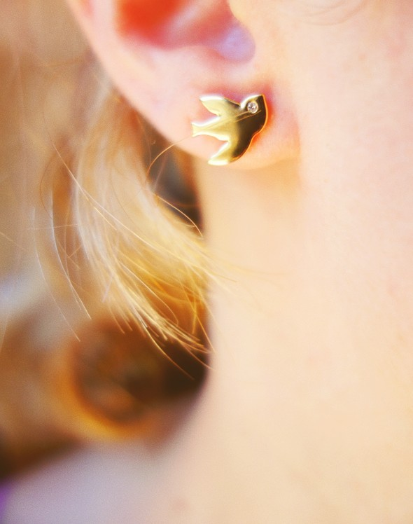 earrings marc by marc jacobs birds dove_effected