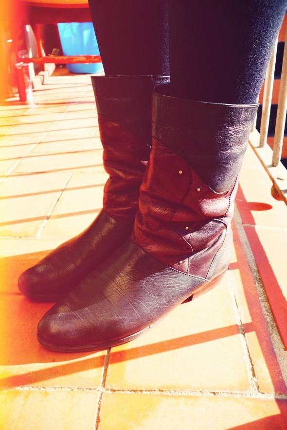 boots bottes vintage salamander claudine_effected
