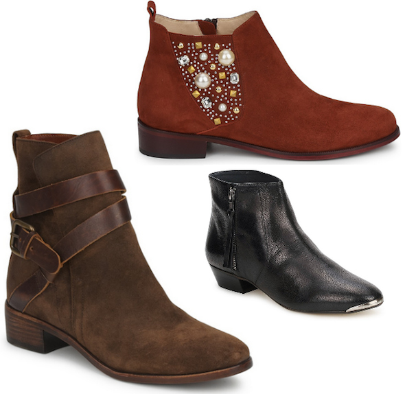 spartoo mysuelly see by chloe jonak boots bottines automne hiver 2013 2014